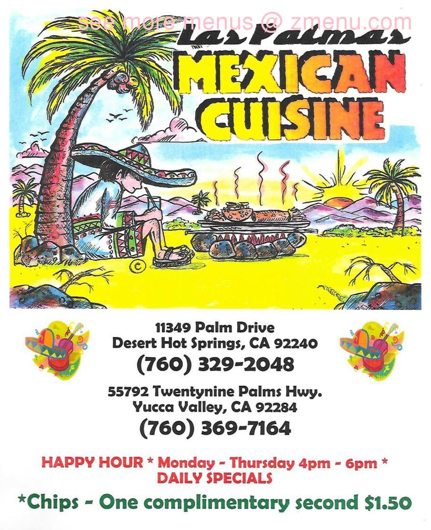 Online Menu Of Las Palmas Mexican Cuisine Restaurant Desert
