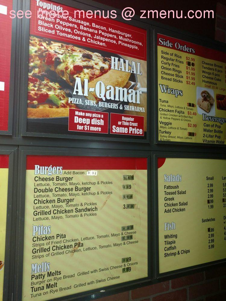 Online Menu Of Alqamar Restaurant Hamtramck Michigan 48212
