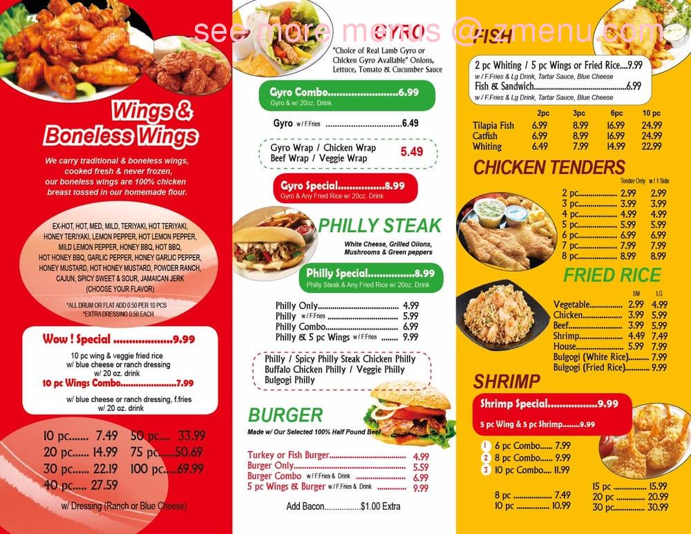 Fast Food Montgomery Al