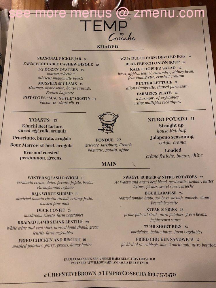 cosecha menu cosecha menu Idealvistalistco