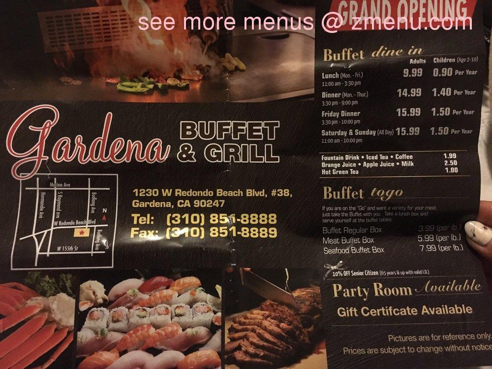 online menu of gardena buffet grill restaurant gardena rh zmenu com asian buffet and grill asian buffet and grill