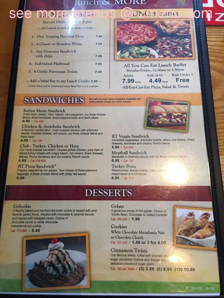 Online Menu Of Round Table Clubhouse Restaurant Highland California 92346 Zmenu