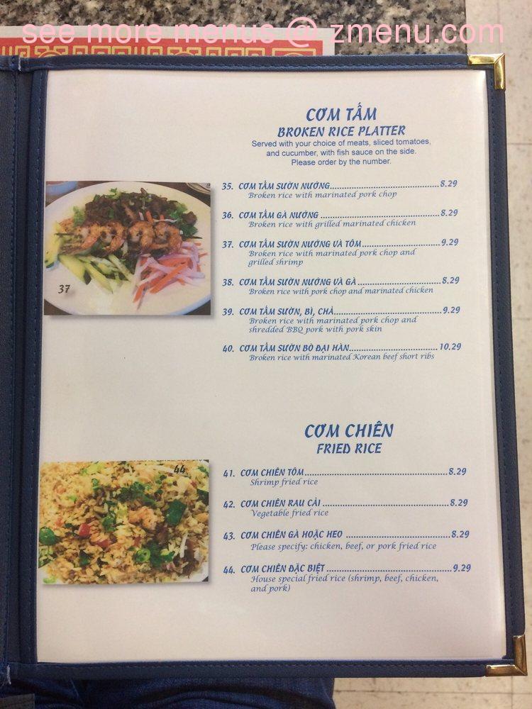 Online Menu Of Phoviet 126 Vietnamese Restaurant Restaurant Blaine Minnesota 55434 Zmenu