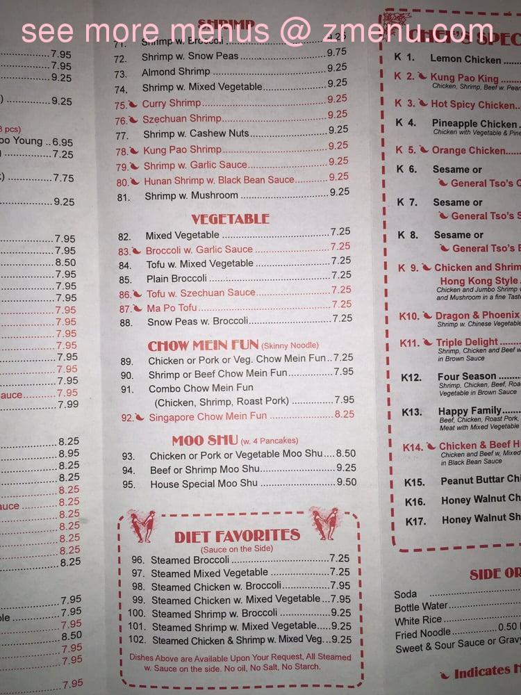 Chinese Food Yuba City Ca