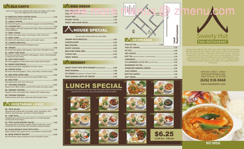 Thai Restaurant West Covina