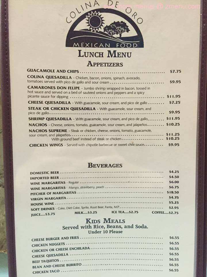 Diamond Springs Mexican Food