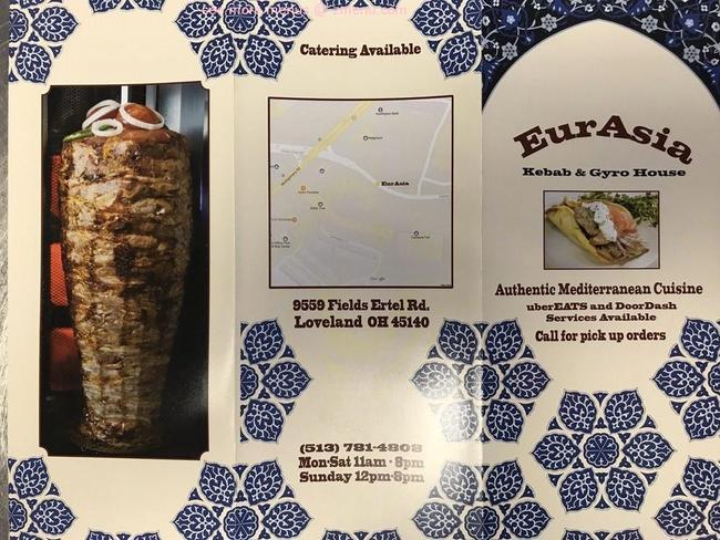 Online Menu of Eurasia Restaurant, Loveland, Ohio, 45140 ...
