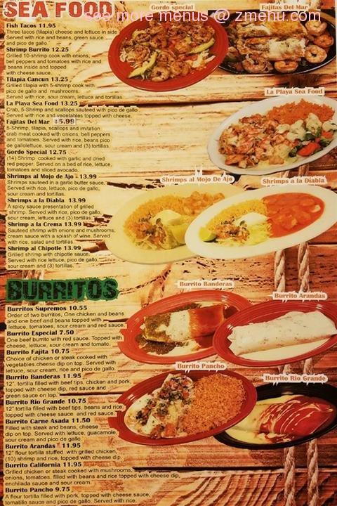 Online Menu Of Las Flores Mexican Restaurant Restaurant Indianola Iowa 50125 Zmenu