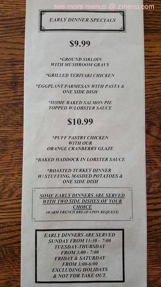 Karma Cafe Laconia New Hampshire