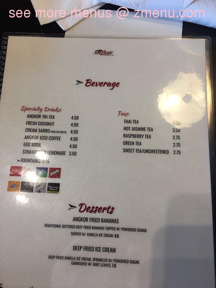 The most comprehensive restaurant online menus & dish