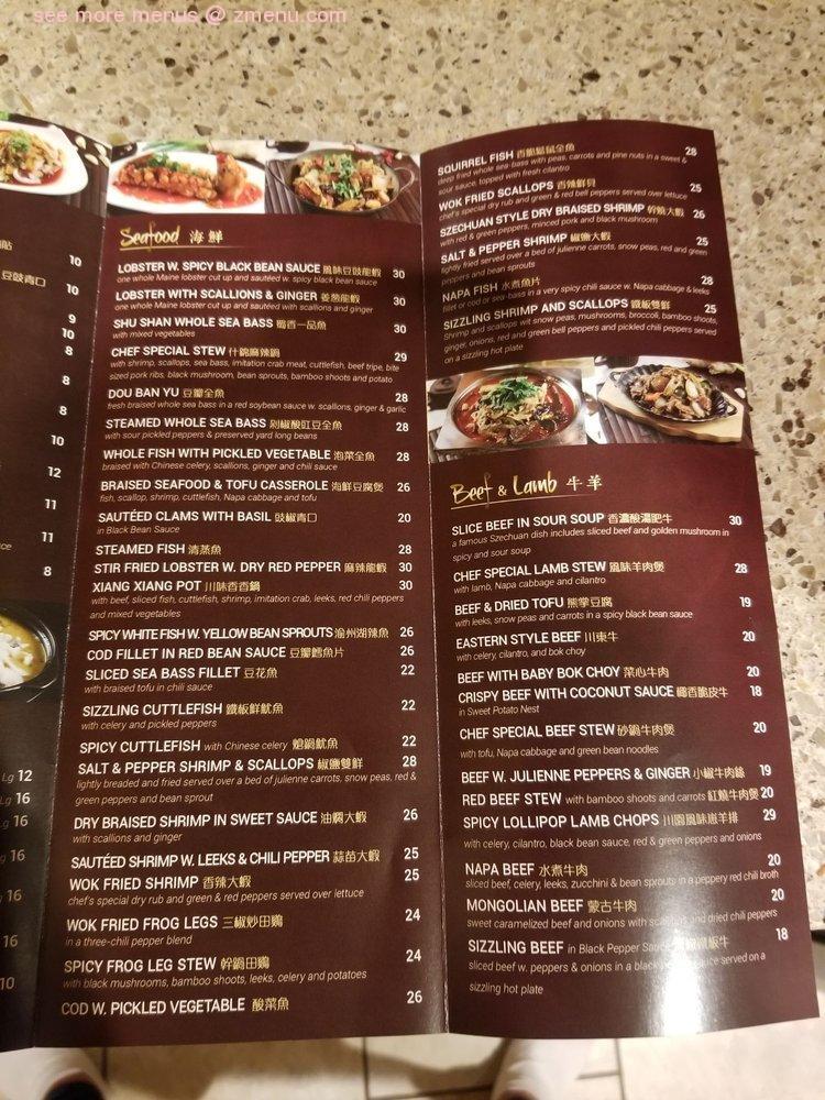 online menu of new haven taste of china restaurant new