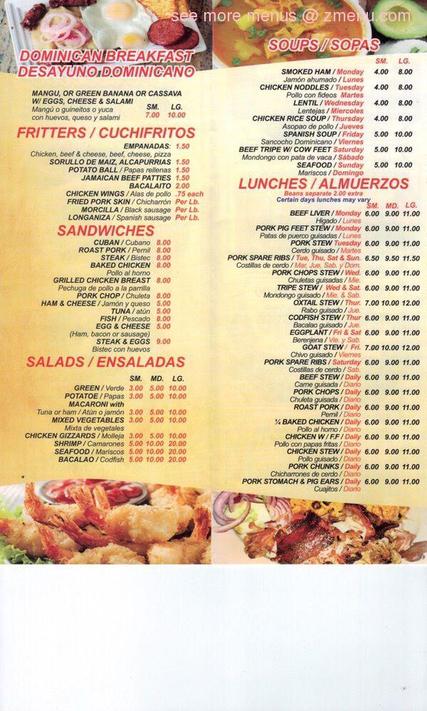 Spanish Food New Haven