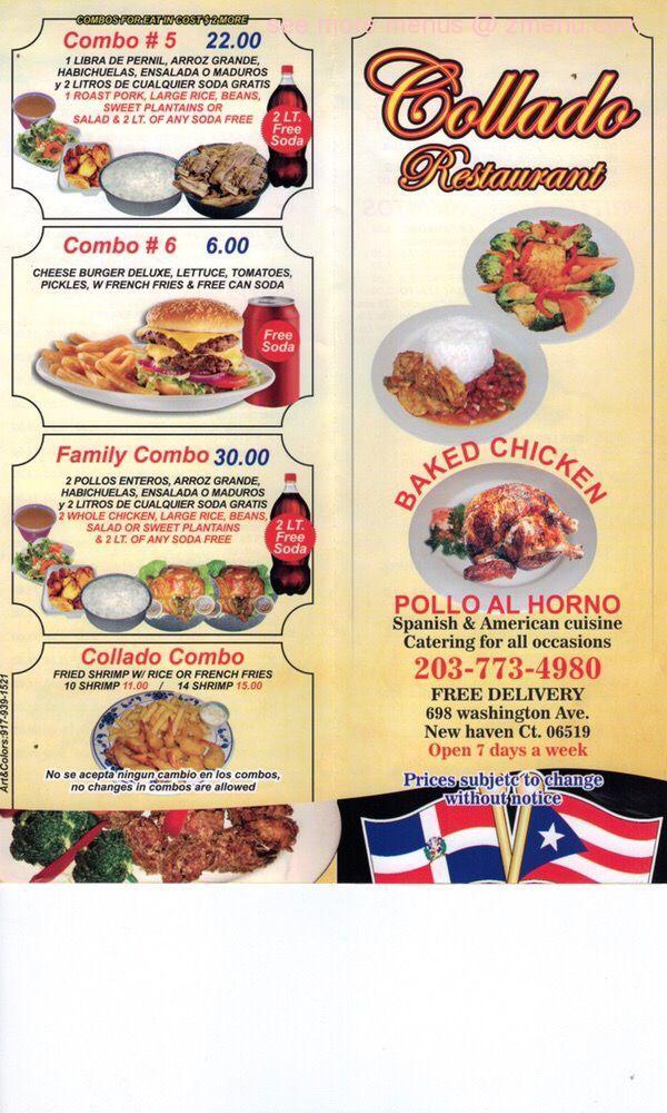 Spanish Food New Haven Ct