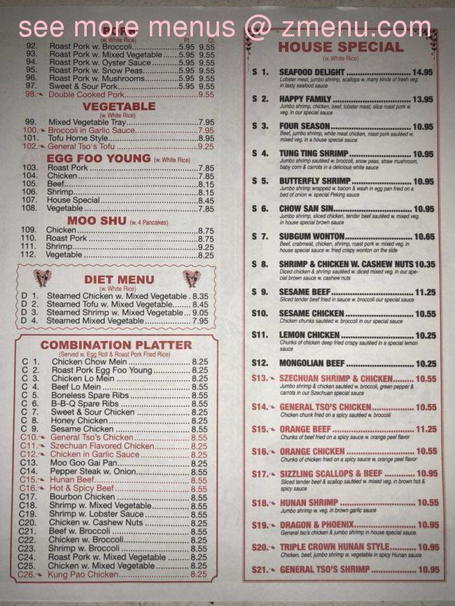 online menu of china wok restaurant naples florida