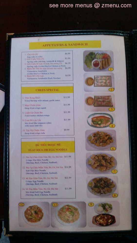 Online Menu Of Pho Belwood Restaurant Apple Valley California 92308 Zmenu