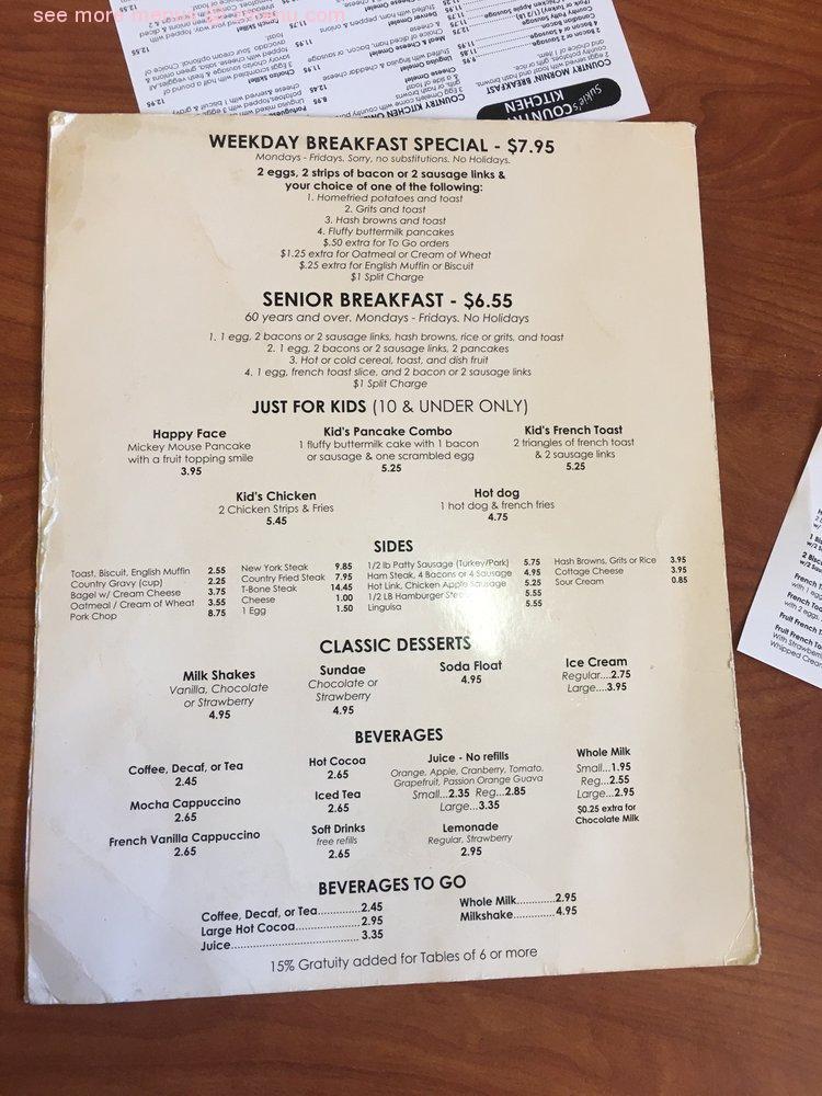 Online Menu Of Sukies Country Kitchen Restaurant San Pablo California 94806 Zmenu