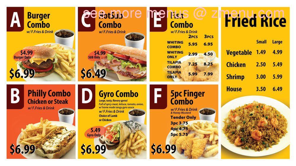 Wings Restaurant Menu Prices