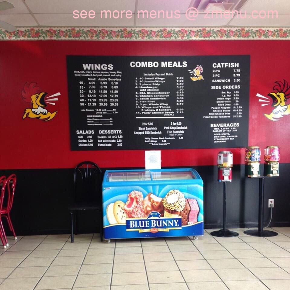 Chicken Restaurants In Lagrange Ga