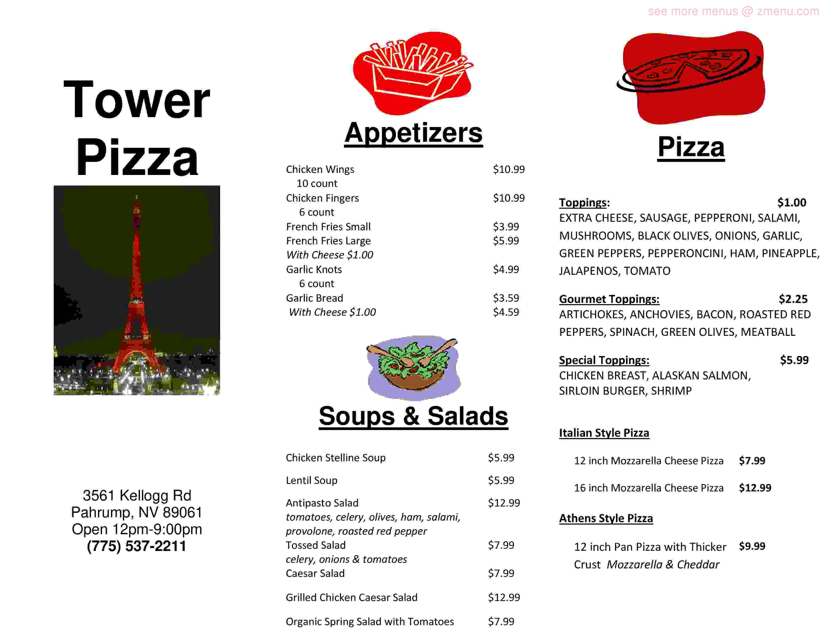 Big Dicks Pizzeria Pahrump Nv