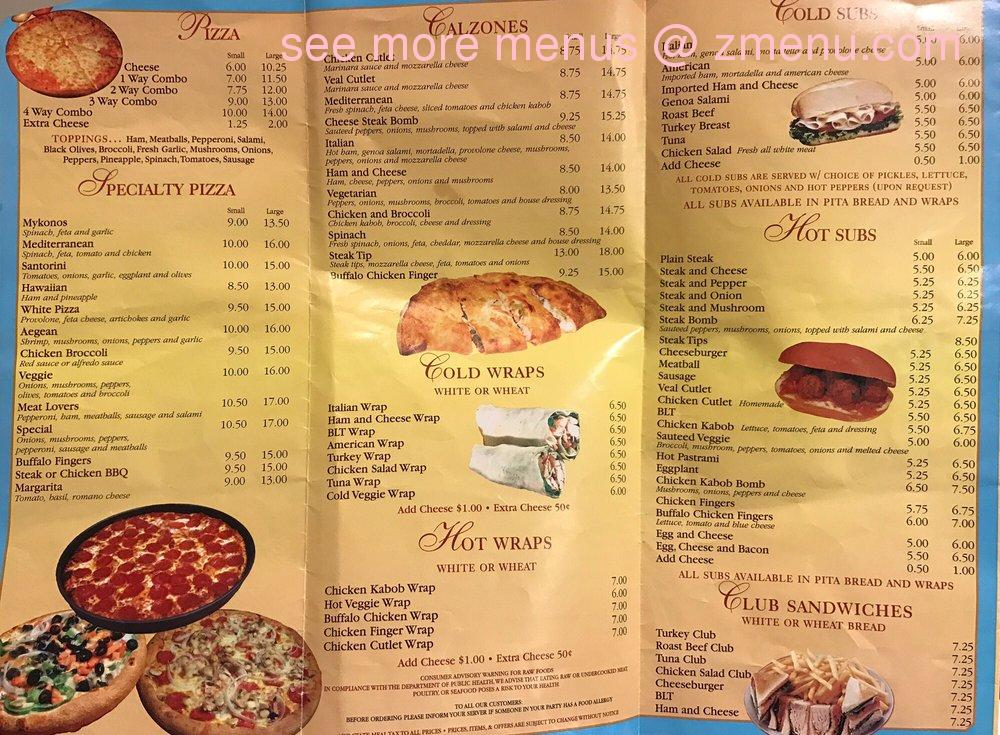 Online Menu Of Boxford House Of Pizza Restaurant Boxford