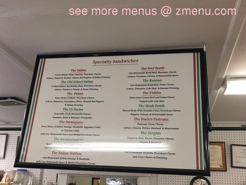 note - Garden Pizza Milford Ma