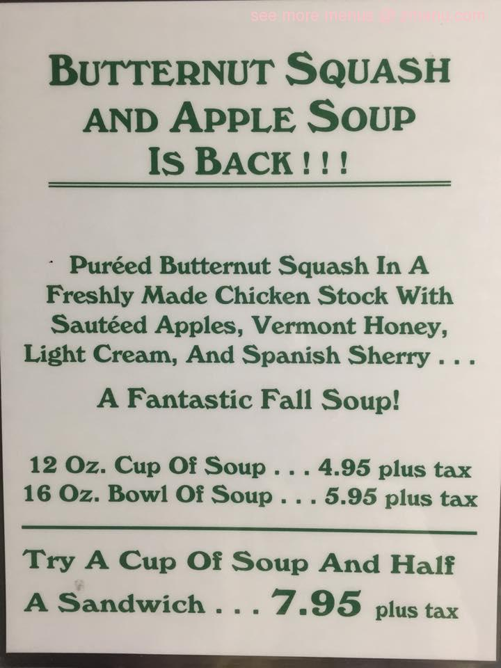 Good Food Store Restaurant Walpole