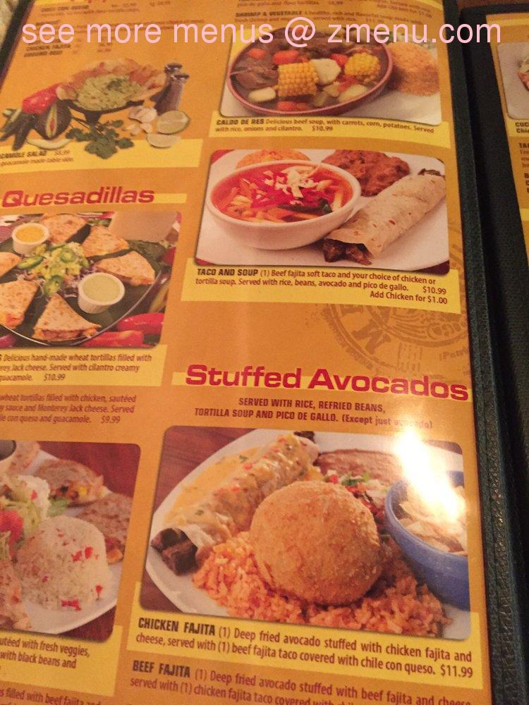 Online Menu Of Los Cucos Mexican Cafe Waco Restaurant Waco Texas 76712 Zmenu Los cucos asada is incredible! online menu of los cucos mexican cafe