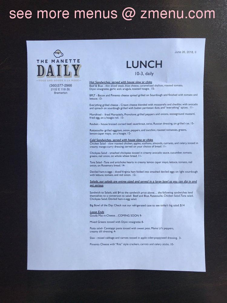 online menu of the manette daily restaurant bremerton washington 98310 zmenu online menu of the manette daily