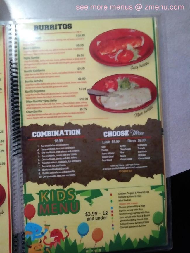 pizza_Online Menu of El Metate Restaurant, Sylvester, Georgia, 31791 - Zmenu