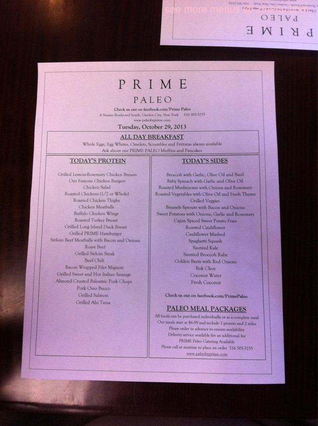 Prime Catering In Garden City
