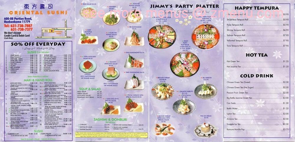 Ching S Kitchen Menu