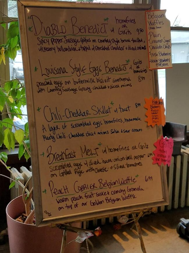 Online Menu of Scottsville Diner Restaurant, Scottsville, New York, 14546 - Zmenu