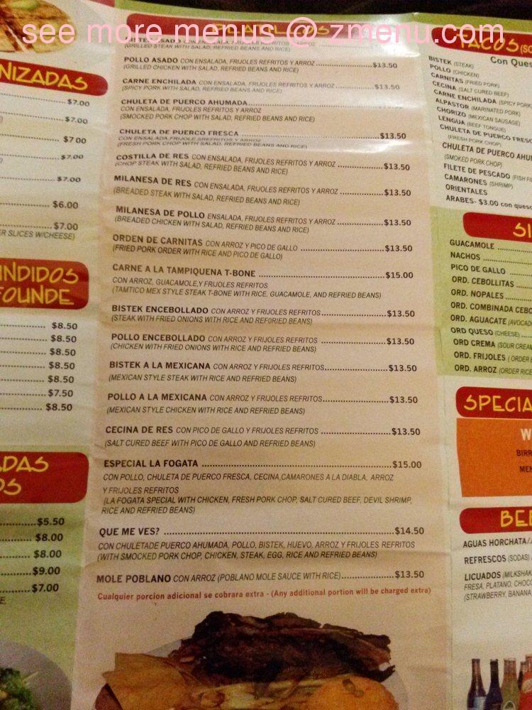 Berlin Nj Mexican Restaurant