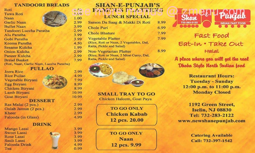 Chan S Chinese Food Takeout Iselin Nj