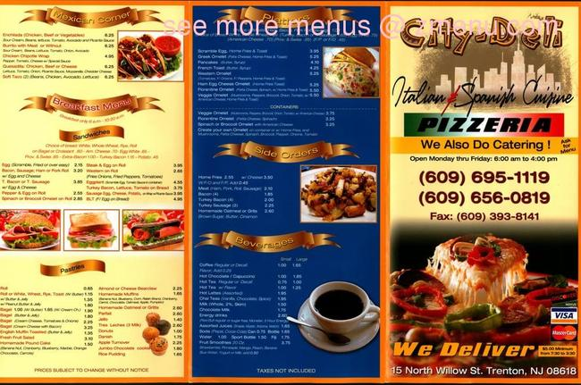 New Restaurants Willow St Trenton Nj