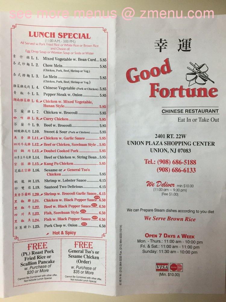 Good Chinese Restaurants In New Jersey
