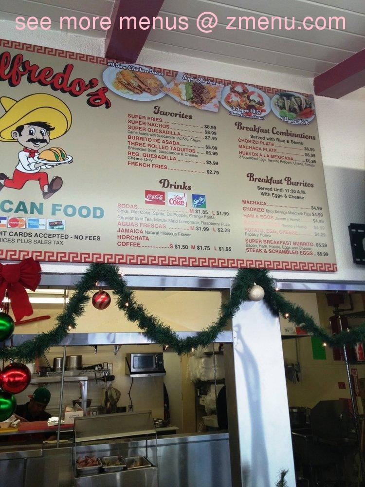 Mexican Food San Fernando Ca
