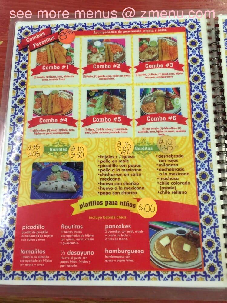 El Paso Mexican Food Restaurant