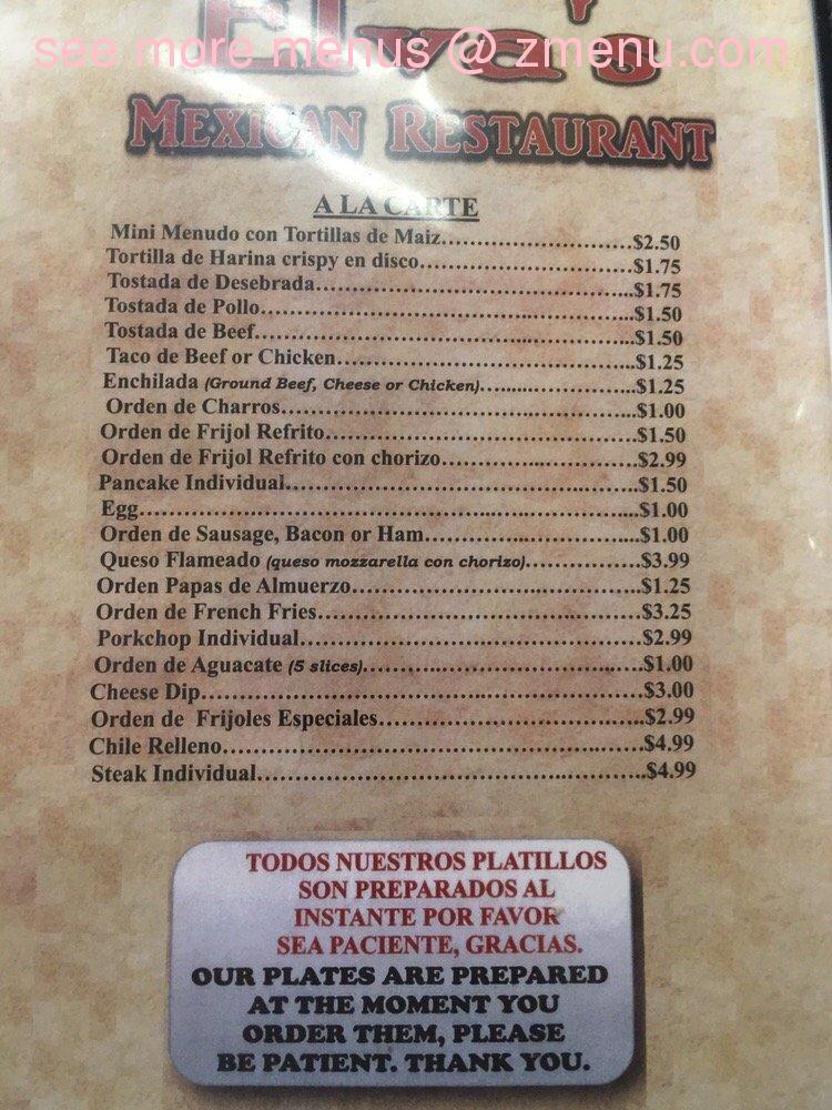 Elvas Mexican Restaurant