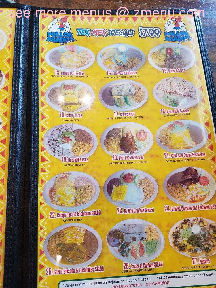 Fast Food Richey St