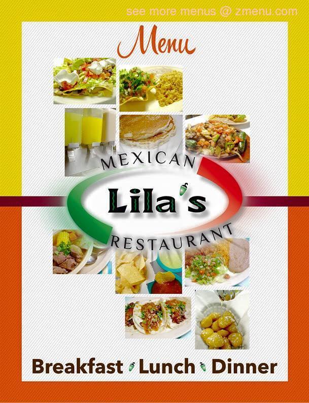 Online Menu Of Lilas Restaurant Restaurant Pearland