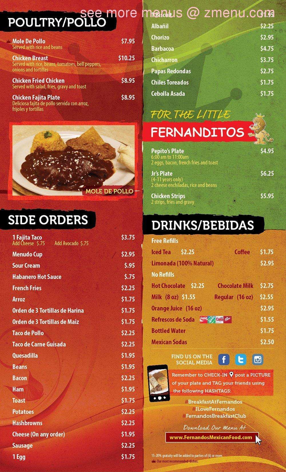 Nuevo Mexican Food