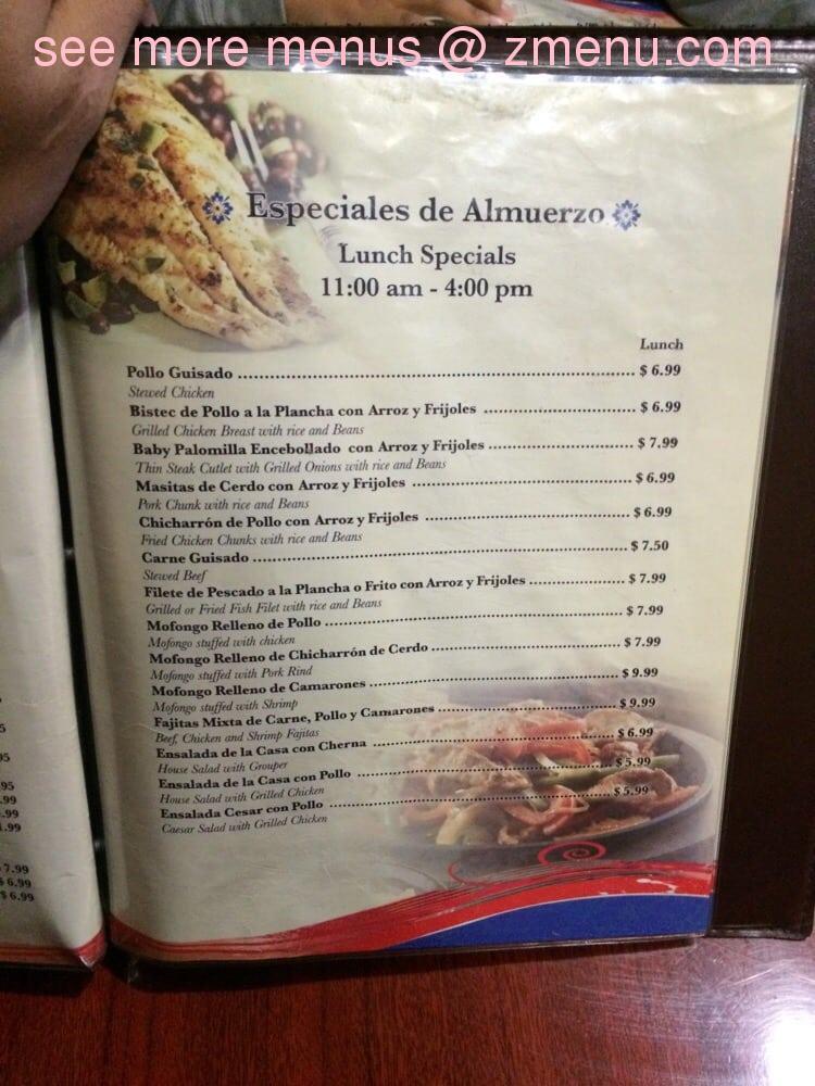 Las Americas Restaurant West Palm Beach