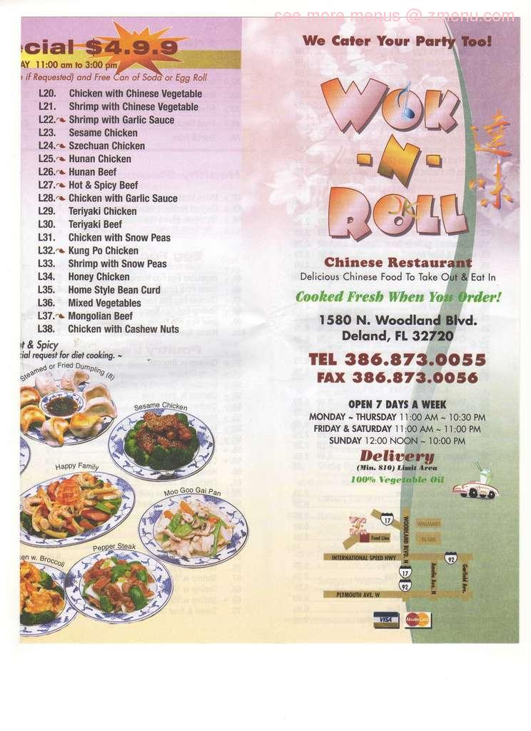 Chinese Food Deland