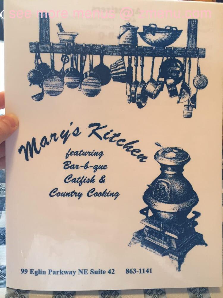 Mary S Kitchen Fort Walton Beach