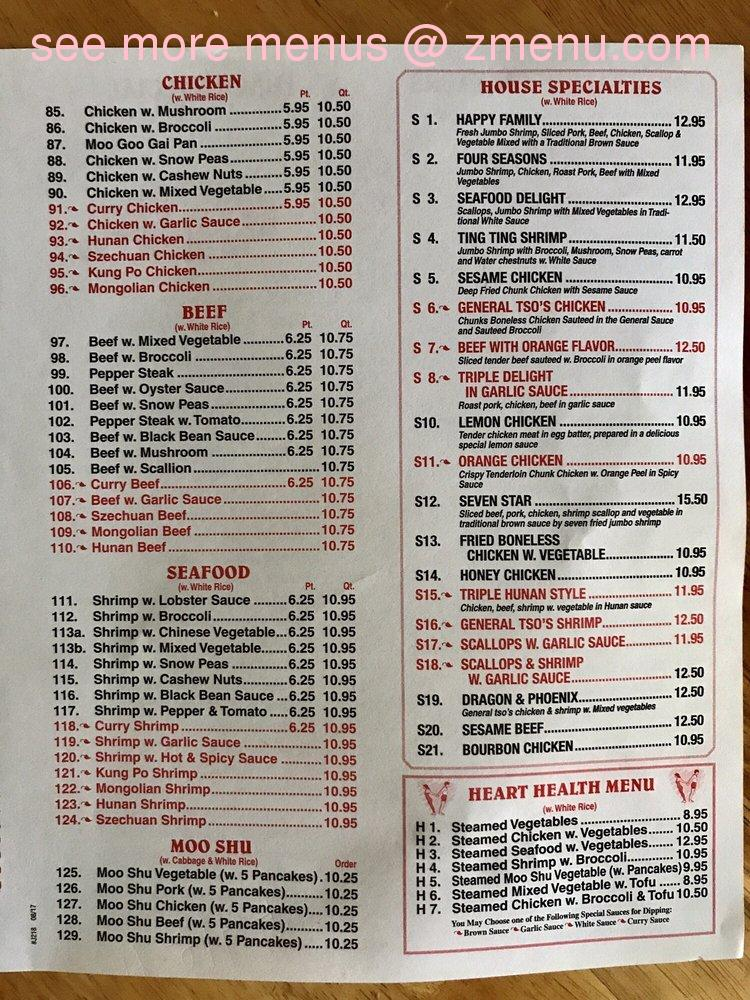 Chinese Restaurant In Marco Island