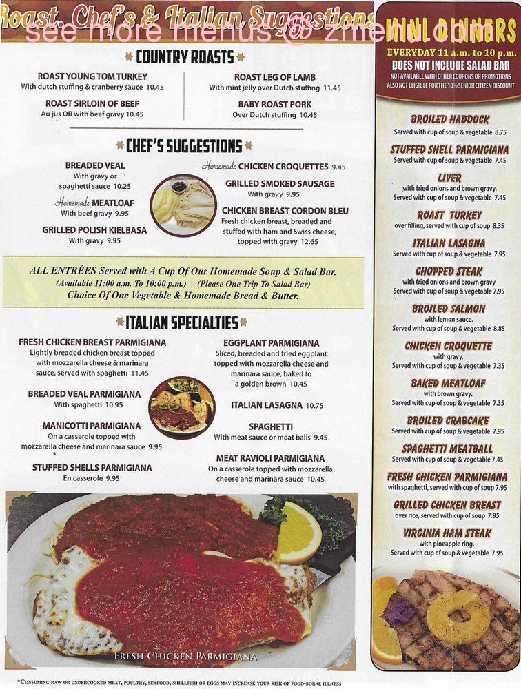Diego S Mexican Restaurant Allentown Pa Menu