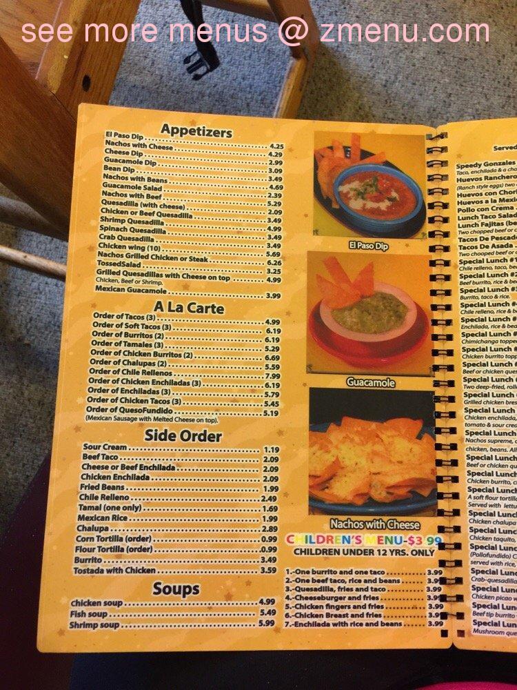 Mexican Restaurant Bethel Park