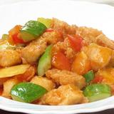 chicken-with-fruit-flavor