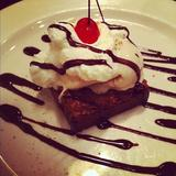 brownie-sundae